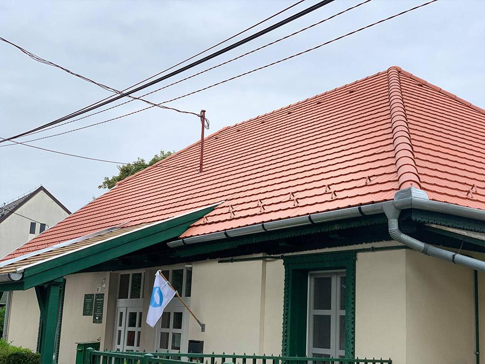Védőnői épület